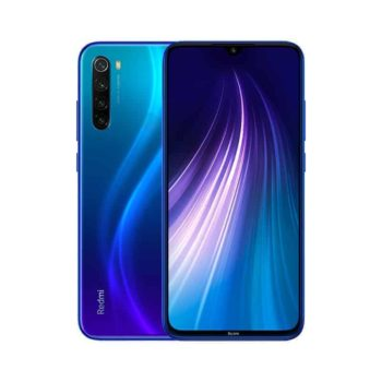 Xiaomi Redmi Note 8 4*64GB Neptune blue EU