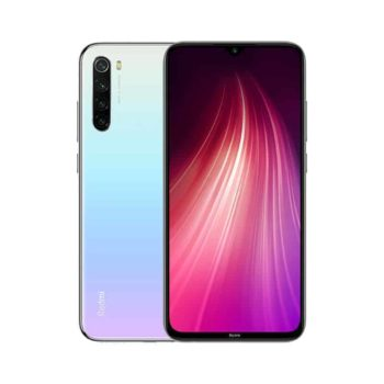 Xiaomi Redmi Note 8 4*64GB Moonlight white EU