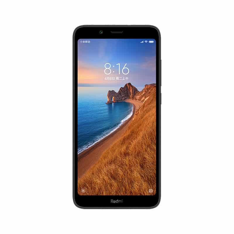 Смартфон Xiaomi Redmi 7A 2*32GB Черный EU