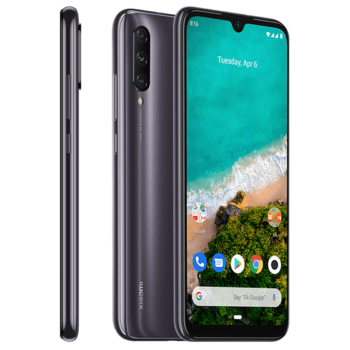 Смартфон Xiaomi Mi A3 4/64GB Grey, Global