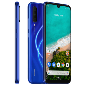 Смартфон Xiaomi Mi A3 4/64GB Blue, Global