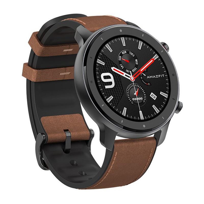Умные часы Amazfit GTR 47mm (Aluminium) Global